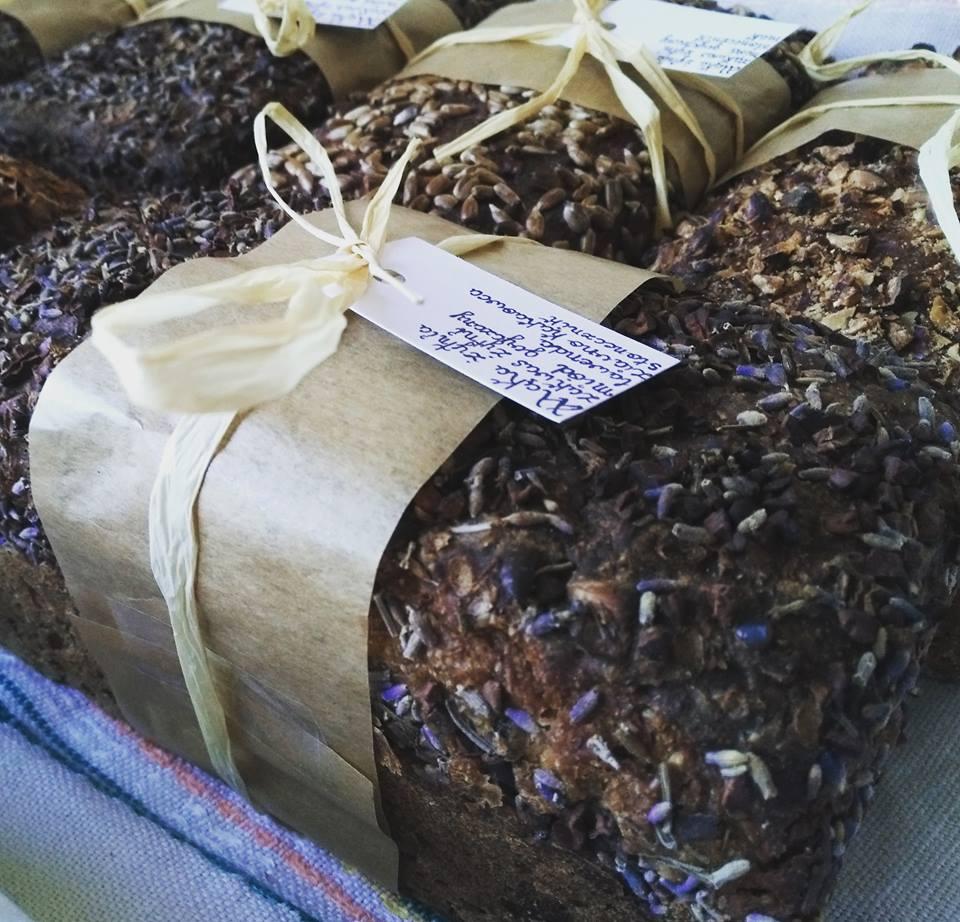 MajCake - chleb na zakwasie