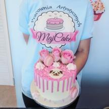MajCake - Drip Cake Mops