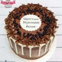 MajCake - Drip Cake Czekolada