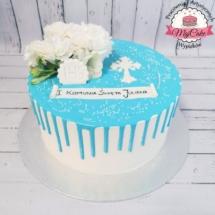 MajCake - Drip Cake Komunia