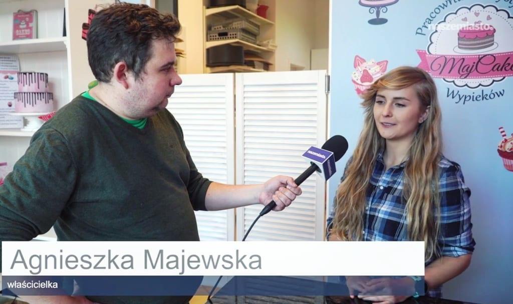 Mistrz Słodkości Roku - Agnieszka Majewska